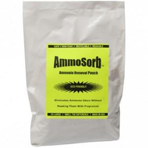 AMMOSORB Natural Aquarium Toxic Ammonia Absorber Pouch: Medium