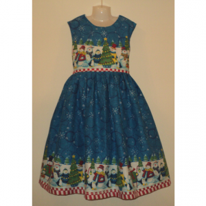 NEW Handmade Disney Snow White w/Seven Dwarfs Jumper Dress Custom Sz 12M-14Yrs