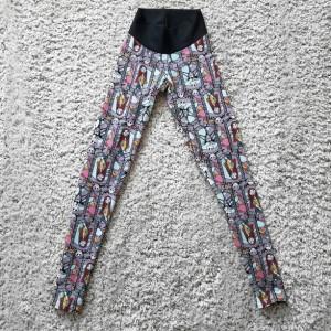 Nightmare Before Christmas Jack and Sally adult womens teens girls leggings | Jack Skellingtom Nightmare Before Christmas leggings clothing