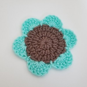 Flower Coaster Set (Set of 5)