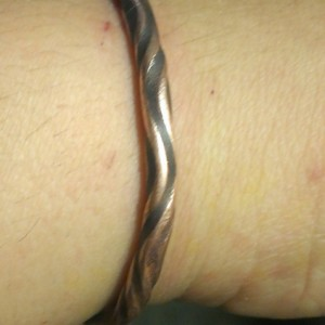Women's Viking Copper Bracelet