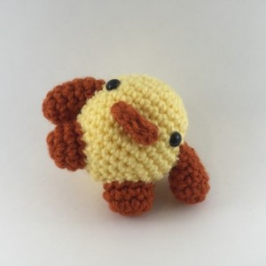 Mini amigurumi duck, amigurumi duck, crochet duck, tiny duck, duck,kawaii, small duck, duck, plush, duck plushie, under 15, farm animal