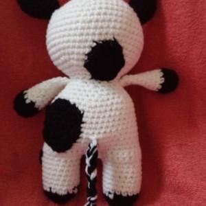 Crochet Cow