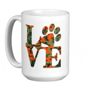 Dog Lover Mug - Love Paw Print 1 - Pet Lover - Dog Lover Gift - Cat Lover Mug - Pet Lover Gifts - Dog Coffee Mug - Cat Coffee Mug - Dog Mug