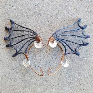 Dragon Earcuffs