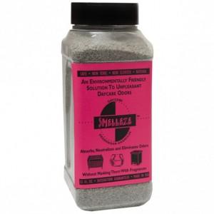 SMELLEZE Natural Daycare Smell Remover: 50 lb. Granules Eliminates Children Odors