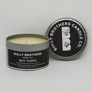 Hot Toddy - Candle 6 oz tin