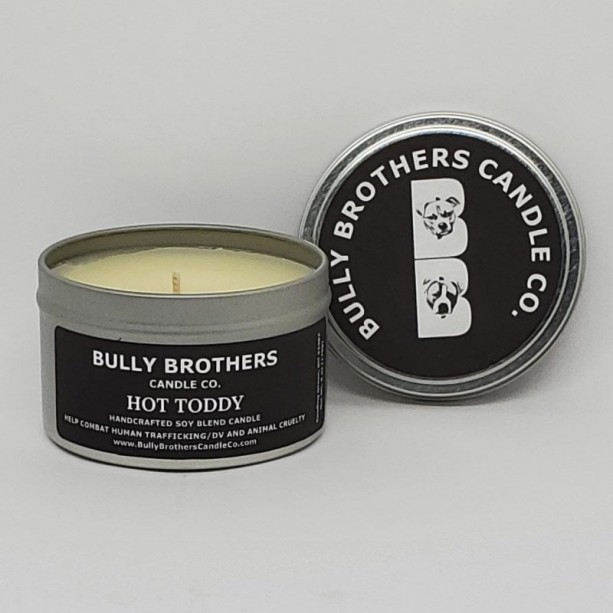 Hot Toddy - Candle 6 oz tin