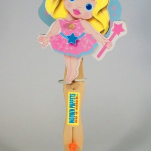 Wooden Puppet-  Fairy Princess