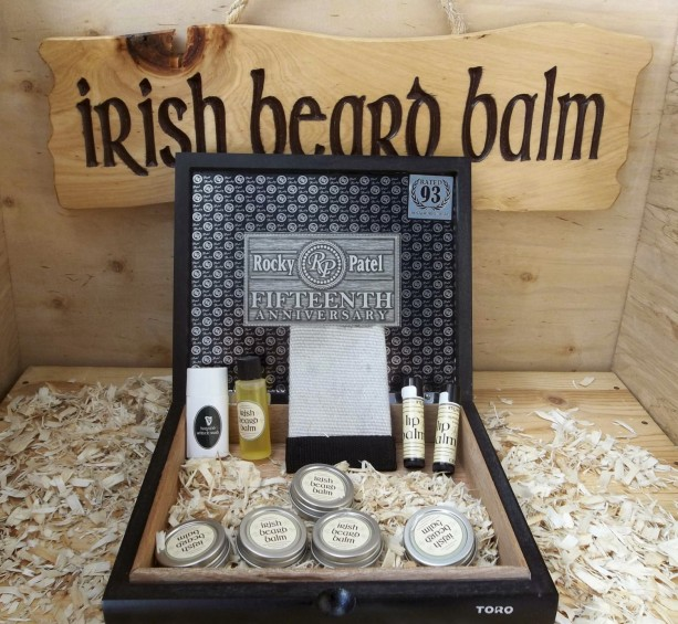Irish beard balm - Rocky Patel Cigar Gift Box