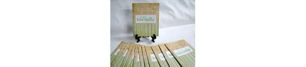 """1/2 PRICE CARD SALE!! Set of 12 """"Seasons Greetings"""" Cards #4683"""