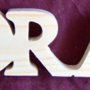 Wooden Signs USMC, SEMPERFI and OORAH