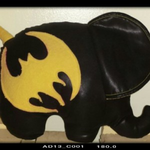 Bataphant--Elephant Stuffed Animal/Plush/Pillow