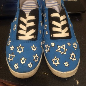 Star of David Shoes