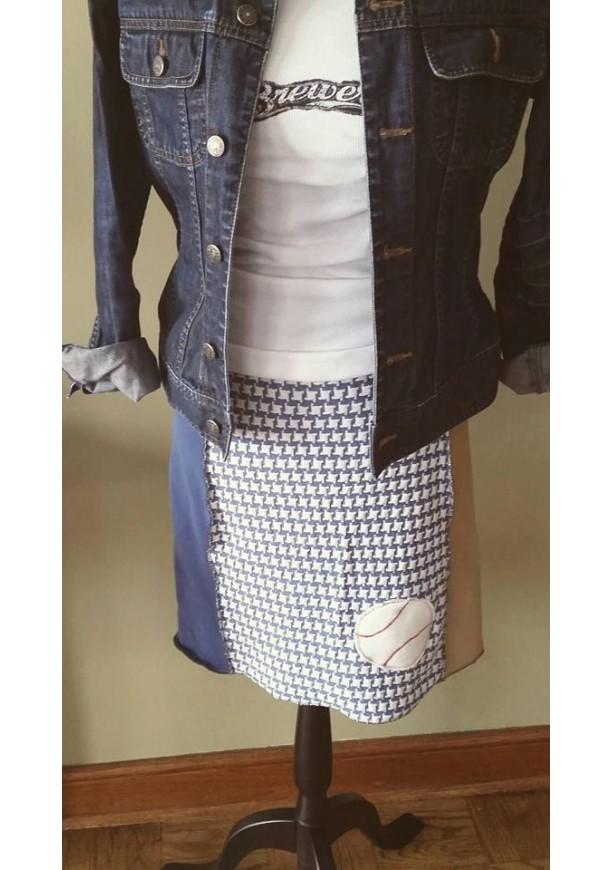 Game Day skirt