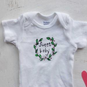 Sweet Baby  Original Design Onesie or T-shirt