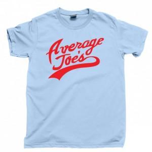 Dodgeball Men's T Shirt, Average Joe's Gym Purple Cobras Globo Gym Comedy Movie Unisex Cotton Tee Shirt