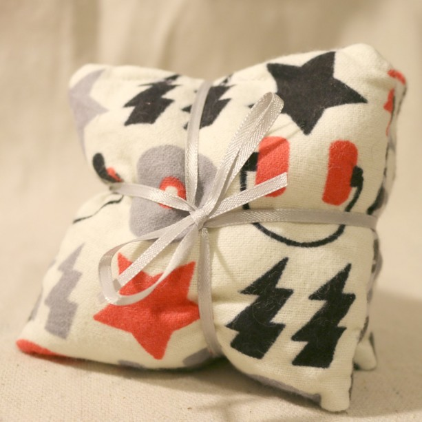 Flannel Hand Warmers (Rice Bags)