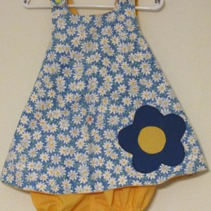 Sundress and Bloomers
