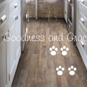 Stick On Easter Bunny Paw Prints - Fun for Easter Morning - Leave a Bunny Trail!