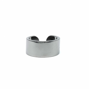 SAINT RING: GUNMETAL (MATTE)