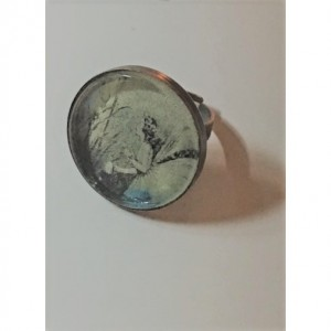 Glass rings, fairy rings, fairies, fairy jewelry,glass fairies