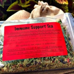 Immune Support Tea 2 oz
