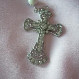 Rosary Beads - Confetti
