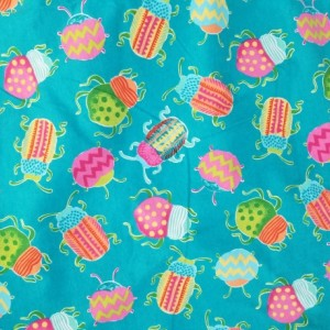 Beetle Sunggle Flannel Blanket