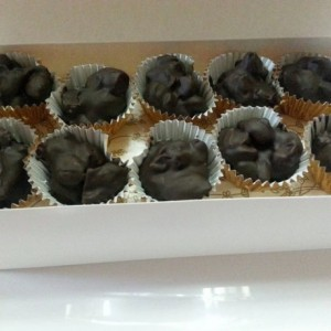 Hand Dipped Nut Clusters