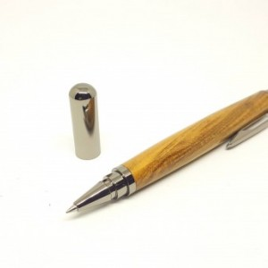 Handcrafted Spalted Maple Rollester Roller Ball pen