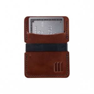 Minimalist Front Pocket Leather Wallet