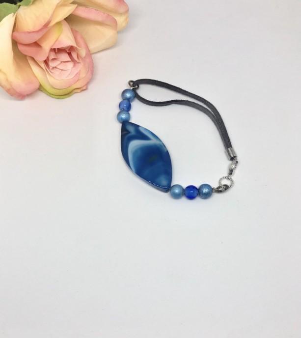 Blue Bracelet / Anklet