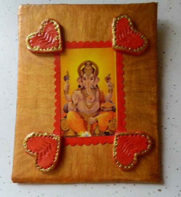 Ganesha Picture LG – Hindu Deity Lord of Beginnings
