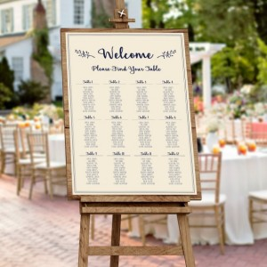 Wedding Seating Chart, Please Find Your Seat, Seating Chart, Preppy Wedding, Seating Chart Download, DIY Wedding, Summer/ Spring Wedding