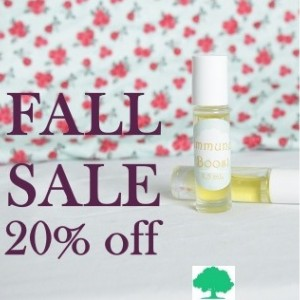 FALL SALE - Immune Boost Serum [(2) 8.5 mL roller bottles]