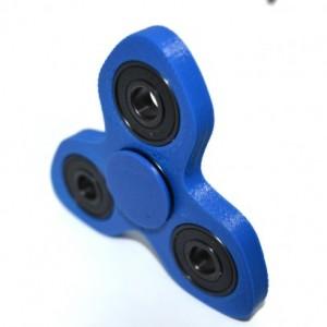 3D printed Fidget Spinner Hand Spinner Toy Blue