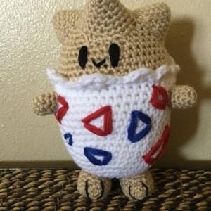 Pocket monster plush/ monster in egg