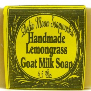 Vibrant Goat Milk Soaps - Lemongrass soap, Tea Tree soap,  Mint soap,Sea Kelp soap,exfolliating soap,scrubby soap,shaviing soap,natural soap
