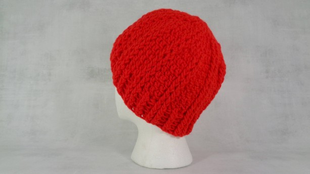 93d2207bf Bright red beanie - winter beanie hat - beanie hat - gift under 25 -  Christmas gift - holiday gifts - stocking stuffer - gift for friends