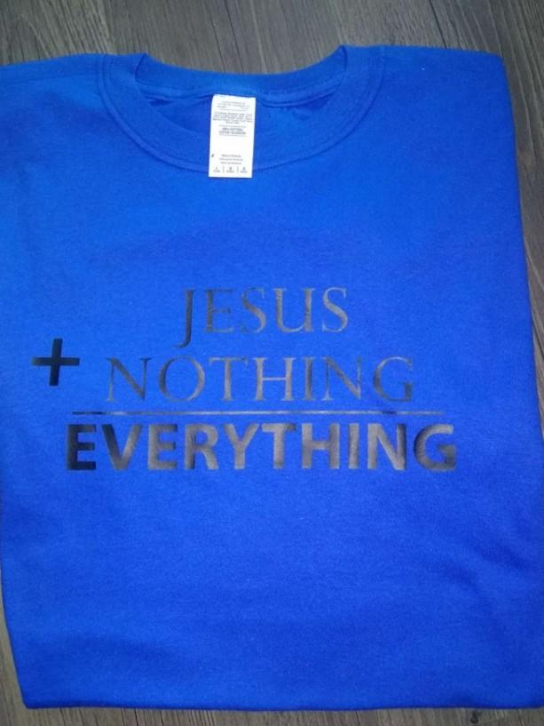 JESUS+NOTHING