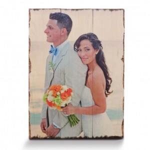 Photo on Wood | Custom Wood Print | Pallet Photo | Wedding Decor | Wedding Gift | Anniversary Gifts | Engagement Gift | Print on Wood