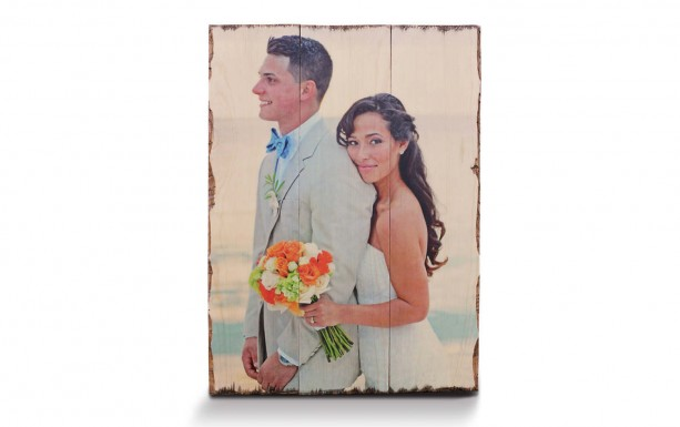 Photo on Wood | Custom Wood Print | Pallet Photo | Wedding Decor | Wedding Gift | Anniversary Gifts | Engagement Gift | Print on Wood