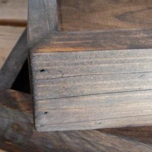 Rustic Farm Wedding Decor, Wooden Box, Storage Box, Cottage Chic Decor, Wedding Decor, Wooden Planter Box