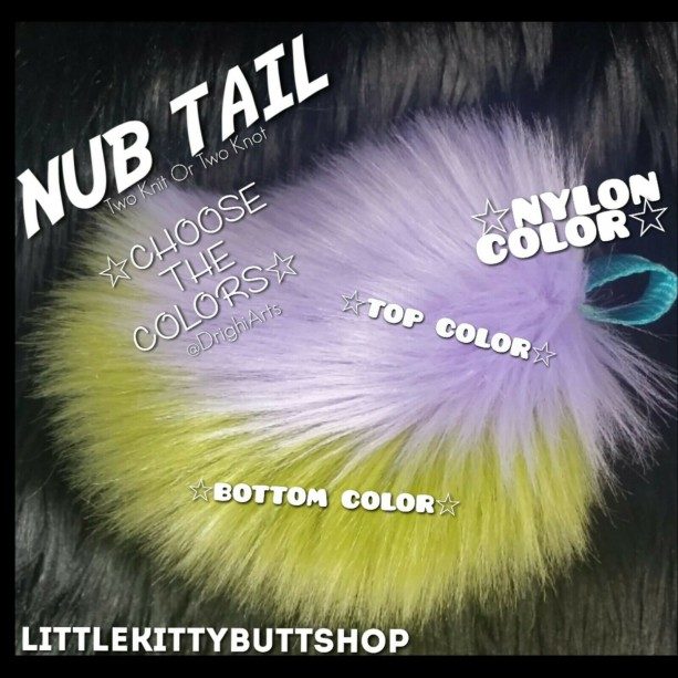 Design your own Nub Tail!