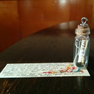 Wise Words in a Bottle