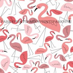 Flamingos - 8x10