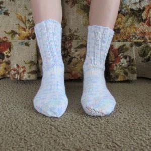 Hand Knit Adult Socks