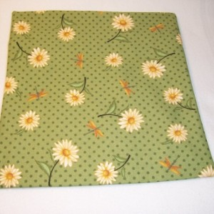 Daisy Print Microwave Bake Potato Bag,Housewarming,Gifts,Bake Potato,Kitchen,Dining