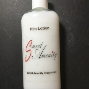 Him-Scented Hand and Body Lotion for dry skin